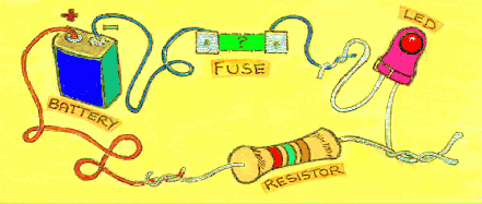 Resistors and the Colour Code - Basic Electronics - A basic ...