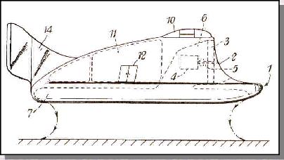 Patent An Idea >> Christopher- Cockerell - Inventor of the Hovercraft -James-Dyosn-Designer, Innovator ...